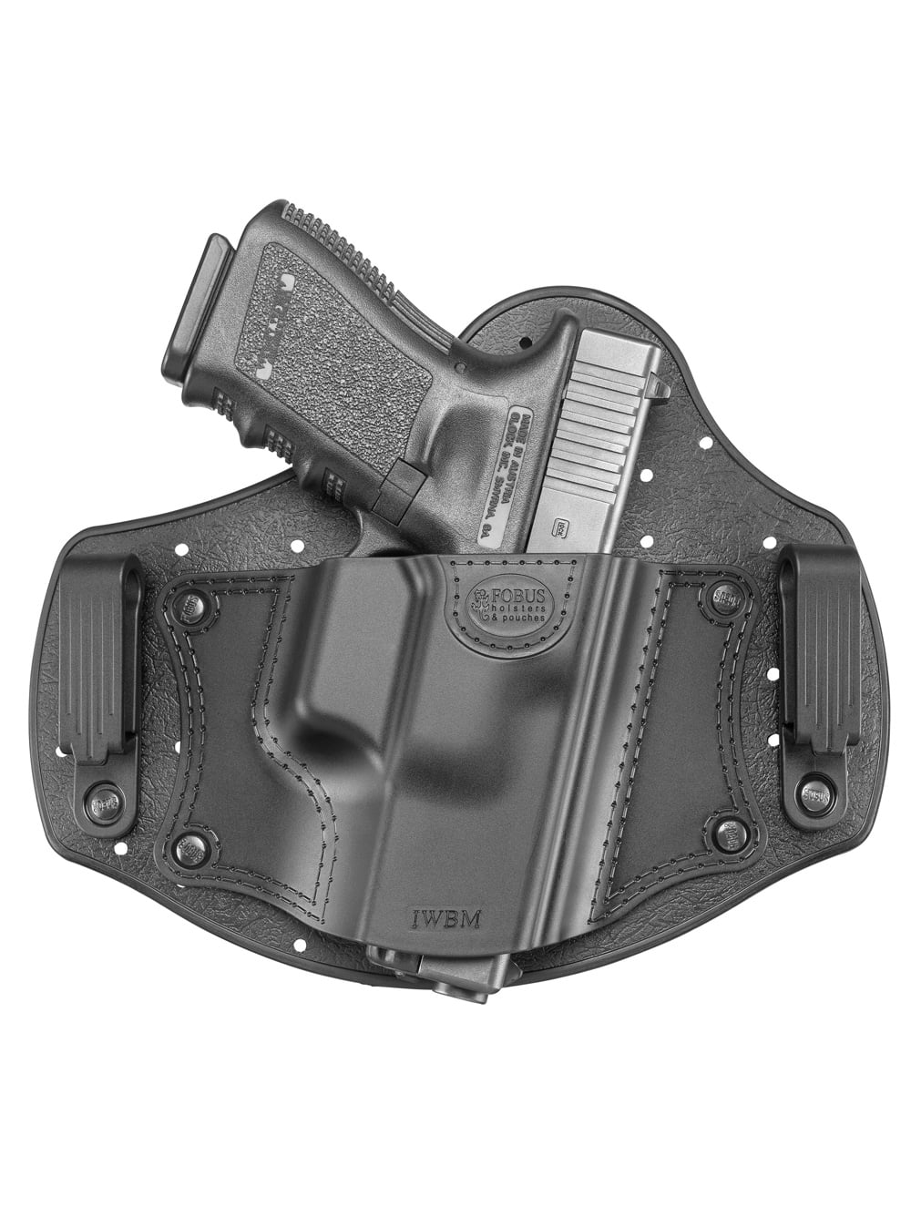 Fobus SW-357 Paddle Holster Smith/&Wesson 357 Erma EGR 66 Weihrauch HW37
